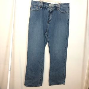 Levi Strauss Bootcut Wide Leg Jeans Plus Size